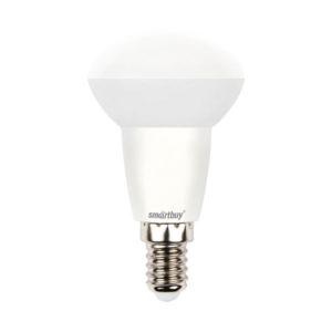 Лампа светодиодная R50 Smartbuy 6W E14 4000К рефлектор 85х50мм (10/50) [SBL-R50-06-40K-E14-A] О0000433
