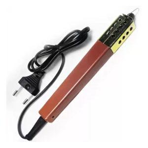 Зажигалка бытовая для плит пьезоэлектрическая от 220В «No name ЗП-127» арт.S-7051, с подвесом, цвет микс, 17х2х1.6см (1/40/240) О0000545