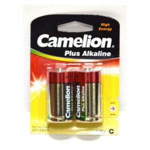 Батарейка Camelion Plus Alkaline LR20/D BL2 (12) О0000977