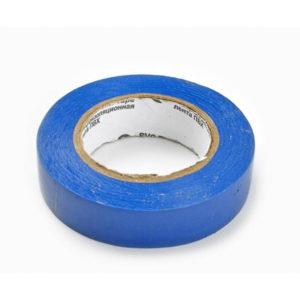 Изолента ПВХ 15мм x 10м х 0.2мм, синяя (1/200) г.Стерлитамак О0001157