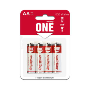 Батарейка Smartbuy Ultra Alkaline LR03/AAA BL4 (48/480) [SBBA-3A04B] О0001257