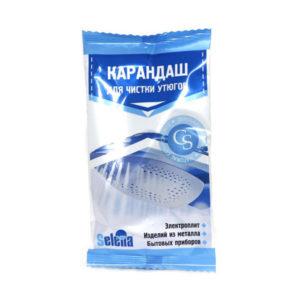 SELENA Карандаш для чистки утюга, 25гр., в пакете (36) [ЧС-17] О0001779