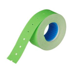 Этикет-лента МНК, прямоугольная 21.5х12 мм, зелёный «Linger» арт.101-103, 700 этикеток (10/270) О0001797