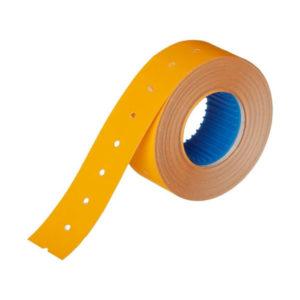 Этикет-лента МНК, прямоугольная 21.5х12 мм, оранжевый «Linger» арт.101-106, 700 этикеток (10/270) О0001800
