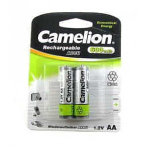 Аккумулятор Camelion R6/AA 600mAh Ni-Cd BL2 (24/480) [NC-AA600BP2] 00000013