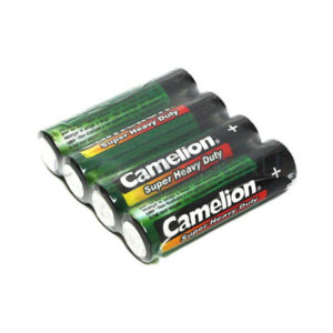 Батарейка Camelion Super Heavy Duty Green R6/АА S4 (60/960) [R06P-SP4G] 00000169
