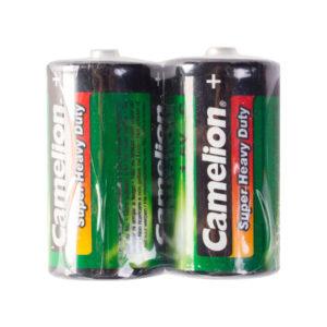 Батарейка Camelion Super Heavy Duty Green R14/С SP2G (12) 00000173