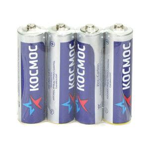 Батарейка Космос Zinc Carbon R6/АА S4 (60/600) 00000381