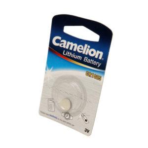 Батарейка Camelion Lithium CR1025 3V BL1 (10/1800) 00001428