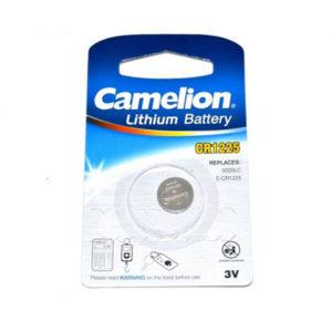 Батарейка Camelion Lithium CR1225 3V BL1 (10/1800) 00001431