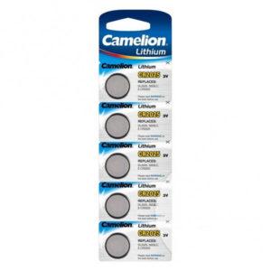 Батарейка Camelion Lithium CR2025 3V BL5 (50/1800) [CR2025-BP5] 00001438