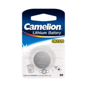 Батарейка Camelion Lithium CR2320 3V BL1 (10/1800) 00001441