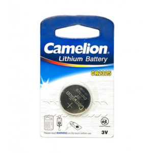 Батарейка Camelion Lithium CR2325 3V BL1 (10/1800) 00001442