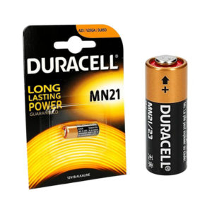 Батарейка Duracell Alkaline 23AE 12V BL1 (10/200) [MN21] 00001457
