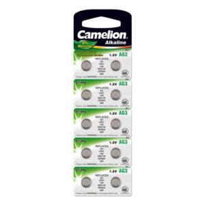 Батарейка для часов Camelion Alkaline AG3/392/LR41 1.5В BL10 (100/3600) 00003813