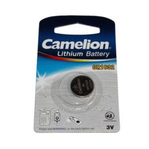 Батарейка Camelion Lithium CR1632 3V BL1 (10/1800) 00004345