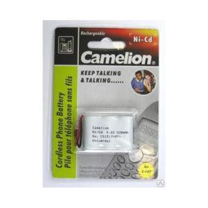 Аккумулятор для р/тел. Camelion C315 (Т-107) 3NC-2/3АА 320mAh 3.6V (аналог GP T107, T279) (10) [3NC-2/3AA320BMU] 00004377