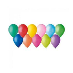 Gemar balloons Шар 12″/30см 100шт. Пастель ассорти (100) [art.11801, G110 ASS, G110/80] 00007276