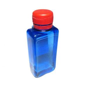 Бензин для зажигалок «Runis» 100мл. арт.1-002, пластиковый балон, прямоугольный (1/62) 00007439