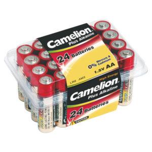 Батарейка Camelion Plus Alkaline LR03/ААА box24 (24/144/576) [LR-03-PB24] 00007739
