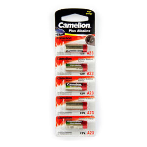 Батарейка Camelion Plus Alkaline LR23 12V BL5 (50) [A23-BP5] 00008117
