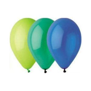 Gemar balloons Шар 9″/22см 100шт. Пастель ассорти (100) [A80 ASS] 00008388