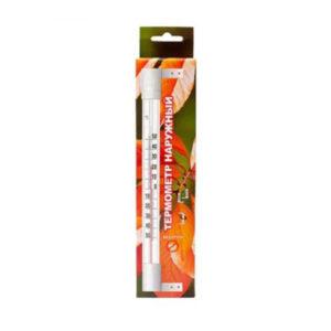 Термометр жидкостный, бытовой, уличный «Гвоздик» мод.ТСН-13, картонная коробка (50) 00008431