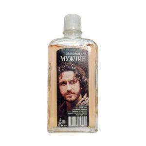 Душистая вода без футляра Абар «Для мужчин», 80мл, 27%, стекло, термопак (30) 00008435