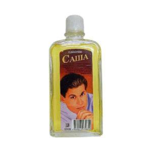 Душистая вода без футляра Абар «Саша», 80мл, 27%, стекло, термопак (1/30) 00008436