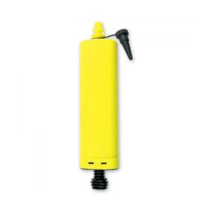 Насос ручной для воздушных шаров 30см пластиковый Р-117 плоский,малый,цвет микс 30х6х3см (200) 00008522