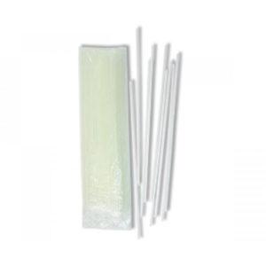 Палочки для шаров, белые, 37см арт.1302-0031 (100) 00008523