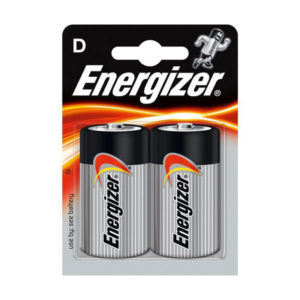 Батарейка Energizer Max LR20/D BL2 (12) 00008564