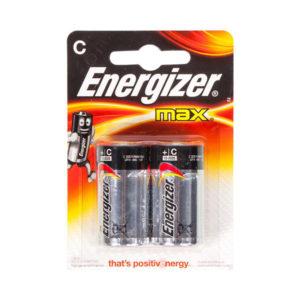 Батарейка Energizer Max Alkaline LR14/С BL2 (24) 00008565