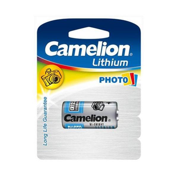 Батарейка Camelion Lithium CR-123A/CR17345 3V BL1(10) [CR123A-BP1] 00008714