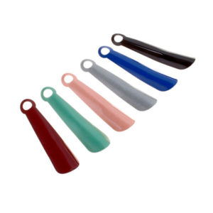 Ложка для обуви металлическая 30см «Фукс» 300х40х1.2мм, 6цветов (10/50) 00008832