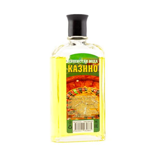 """Душистая вода без футляра Абар """"Казино"""", 80мл, 27%, стекло, термопак (30) БЗ009012"""