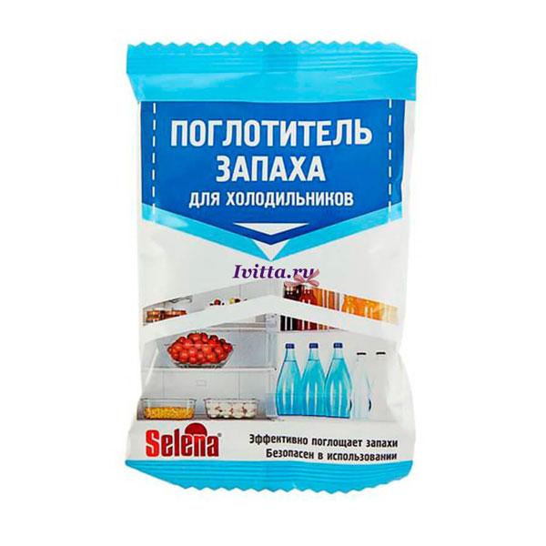 SELENA Поглотитель запаха для холодильников (контейнер) арт.БХ-06 (1/20) БЗ005312