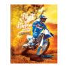"""Дневник 1-11 кл. 40л. (твердый) """"Motocross"""", арт.Ду40т_31092, глянцевая ламинация (1/10) БЗ009312"""