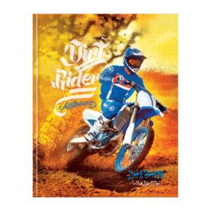 Дневник 1-11 кл. 40л. (твердый) «Motocross», арт.Ду40т_31092, глянцевая ламинация (1/10) БЗ009312