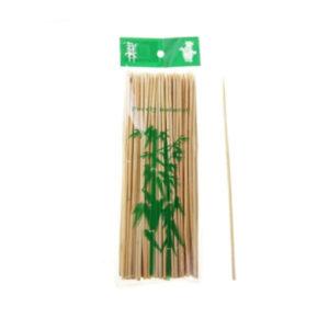 Шампуры бамбуковые (Стеки) 100шт. 30 см х 3.0 мм «LINGER» арт.440-605, пакет (1/100) О0002028